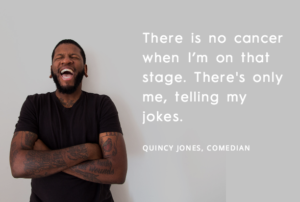 Quincy Jones Comedian