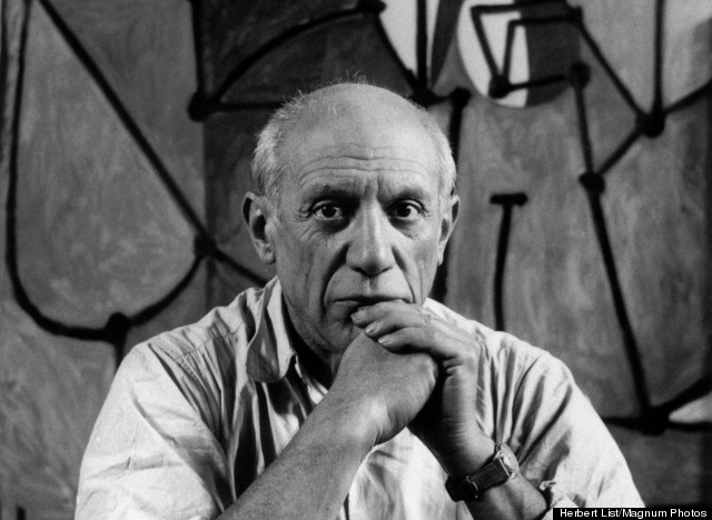 QUOTE$quote=Pablo Picasso