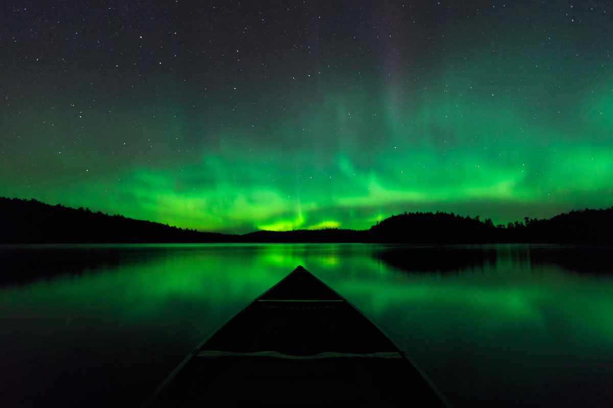 "3. ""Under the Aurora"" - © Gary L. Fiedler, all rights reserved."