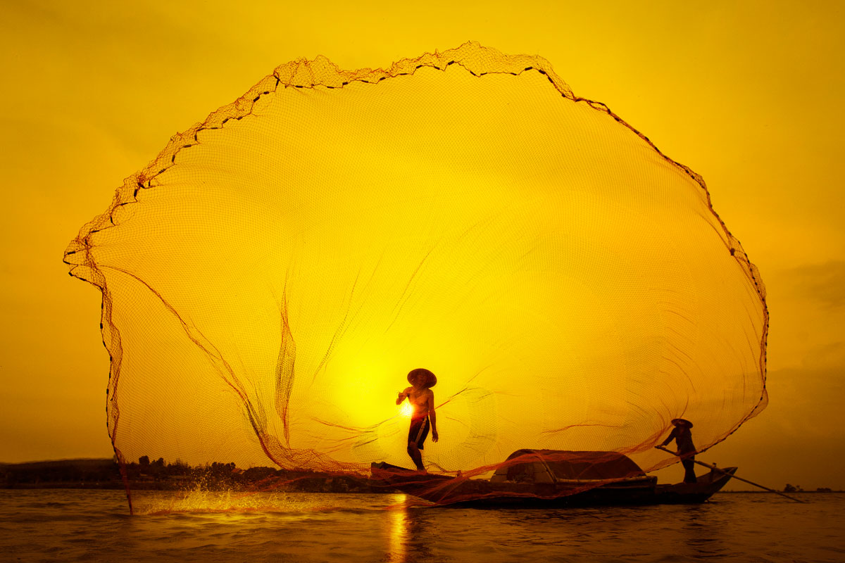 """Catch the Sunset"" - © Tuan Nguyen Manh, all rights reserved."
