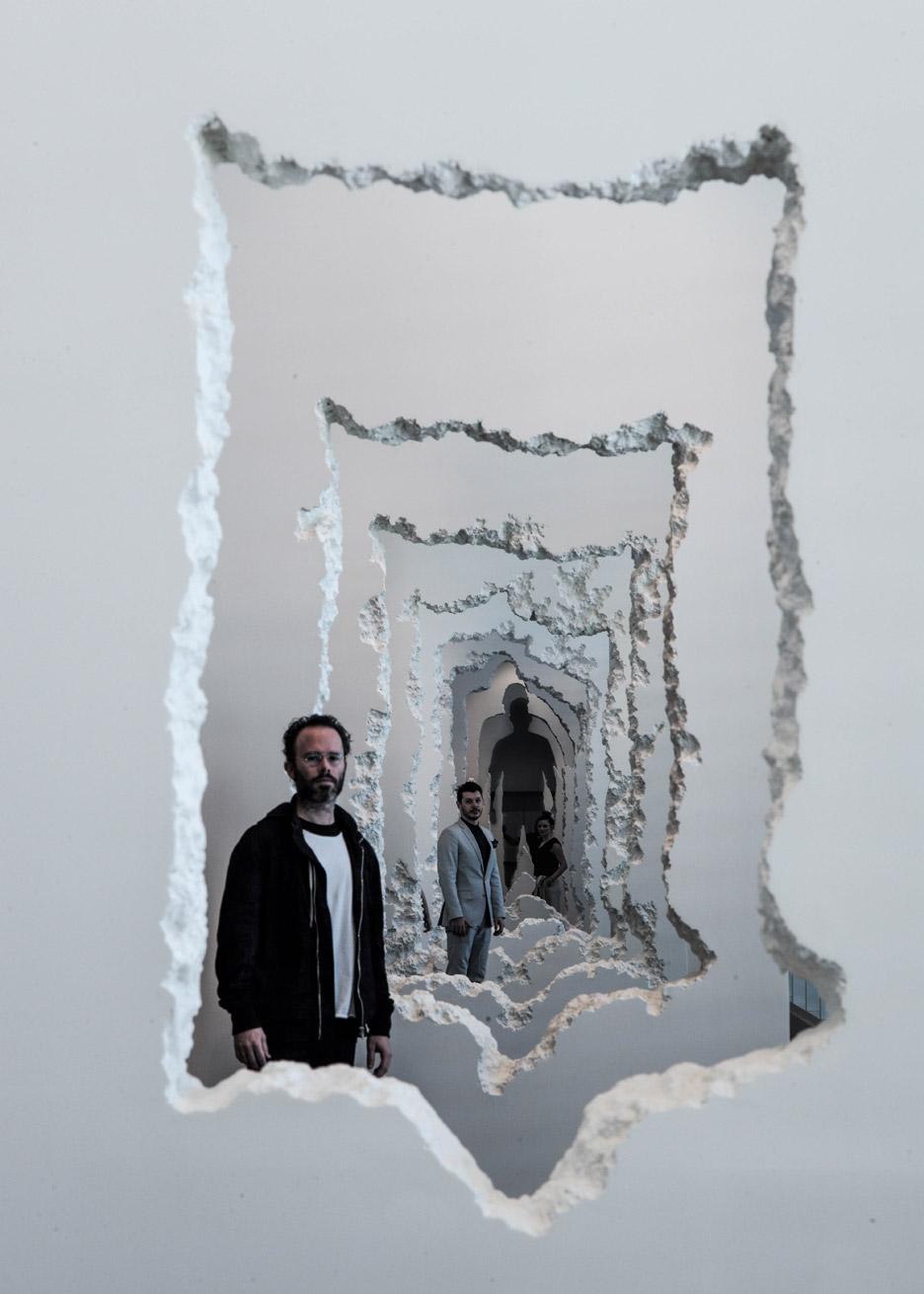 Daniel Arsham sculptural 2