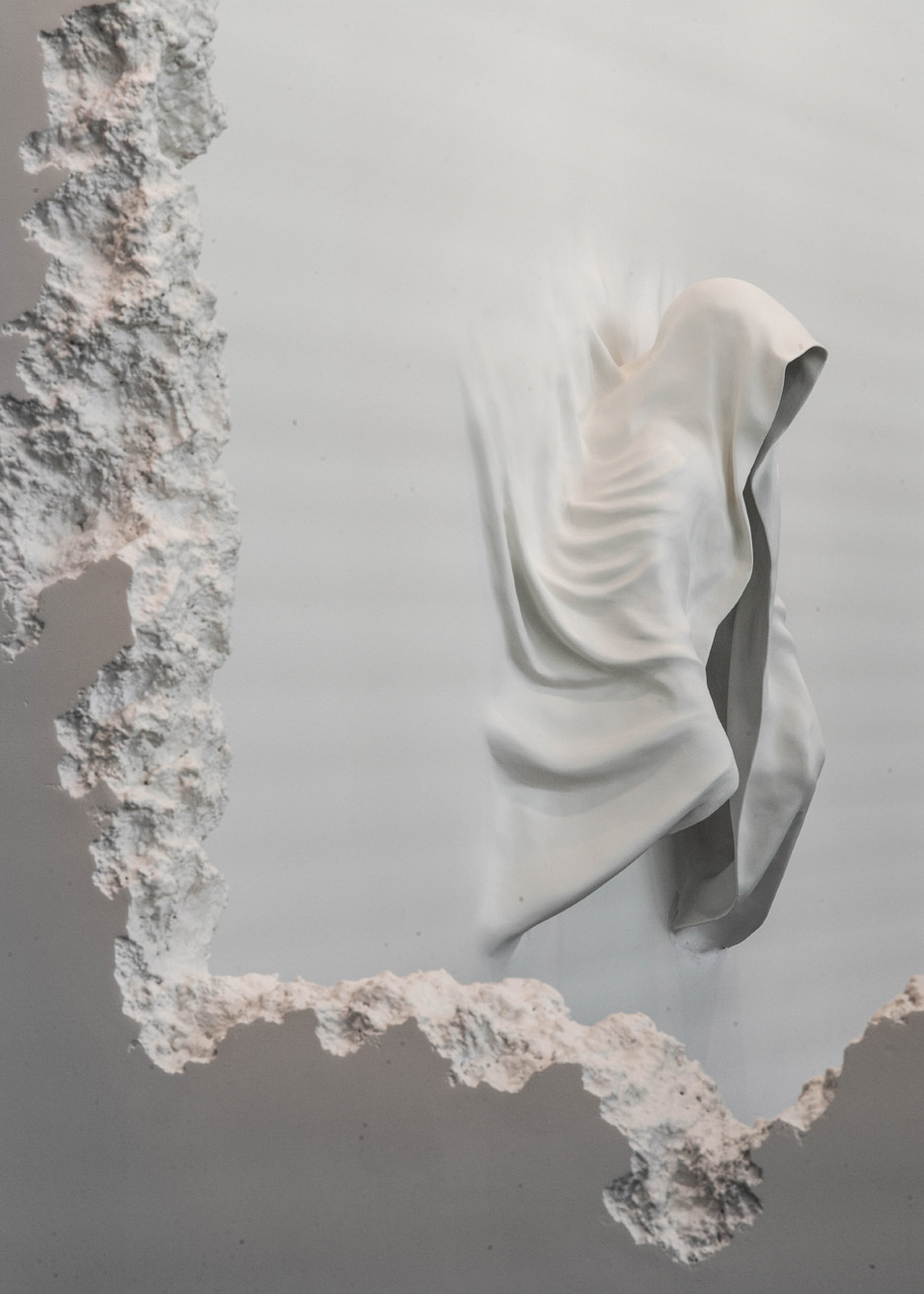 Daniel Arsham sculptural 5