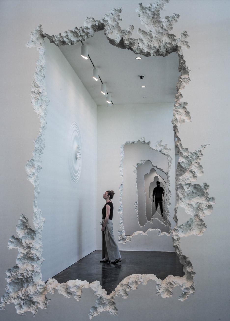 Daniel Arsham sculptural 9