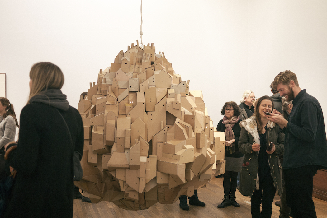 nina lindgren floating city cardboard 6