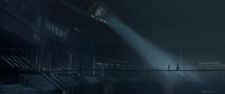 ILM Force Awakens Concept Art 5