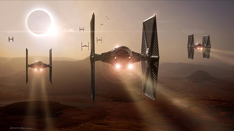 ILM Force Awakens Concept Art 6