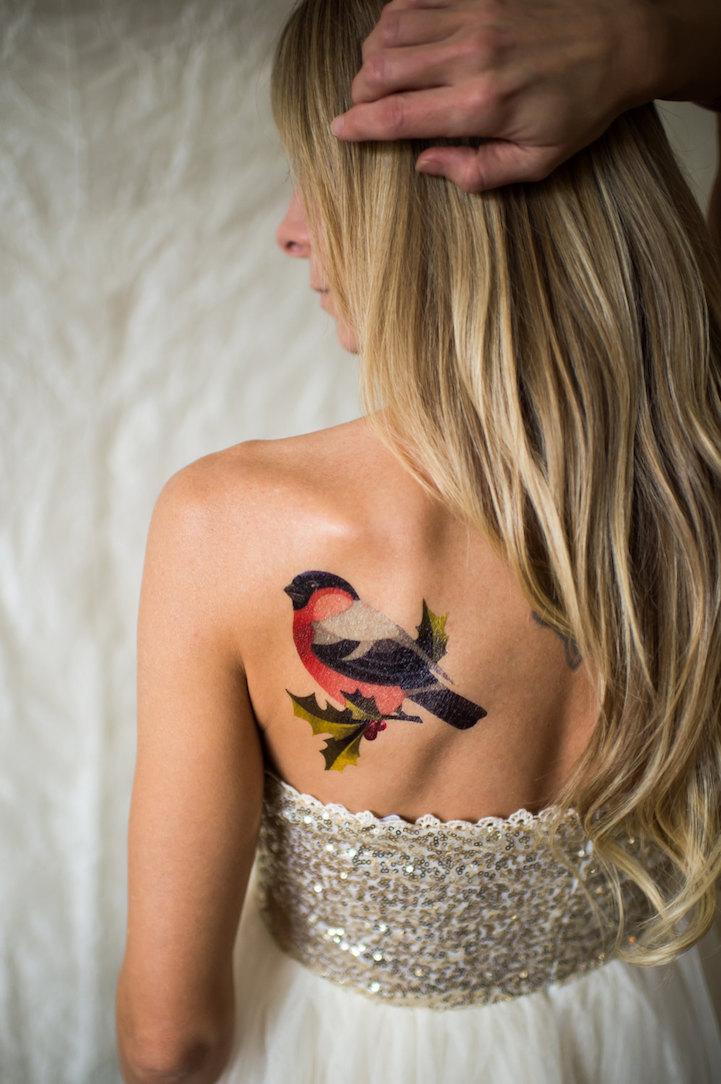 Tattoo You temporary 2
