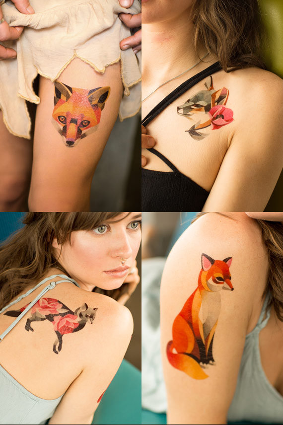 temporary Tattoo You 4
