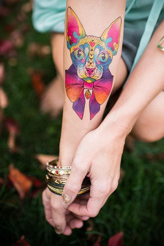 temporary Tattoo You 5