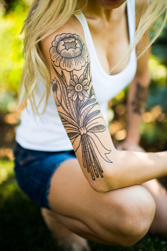 temporary Tattoo You 7