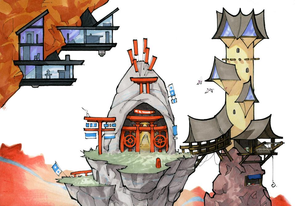 Random Cushing Tiny Houses 1