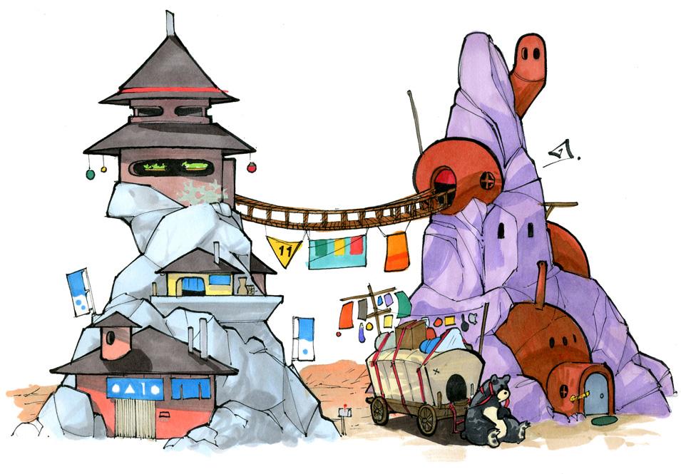 Random Cushing Tiny Houses 3