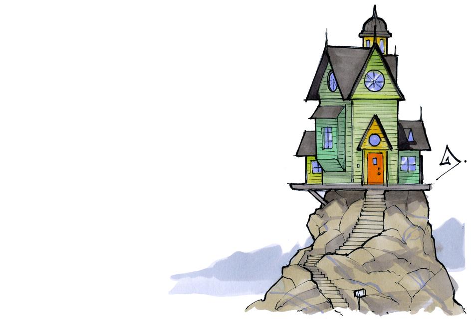 Random Cushing Tiny Houses 5