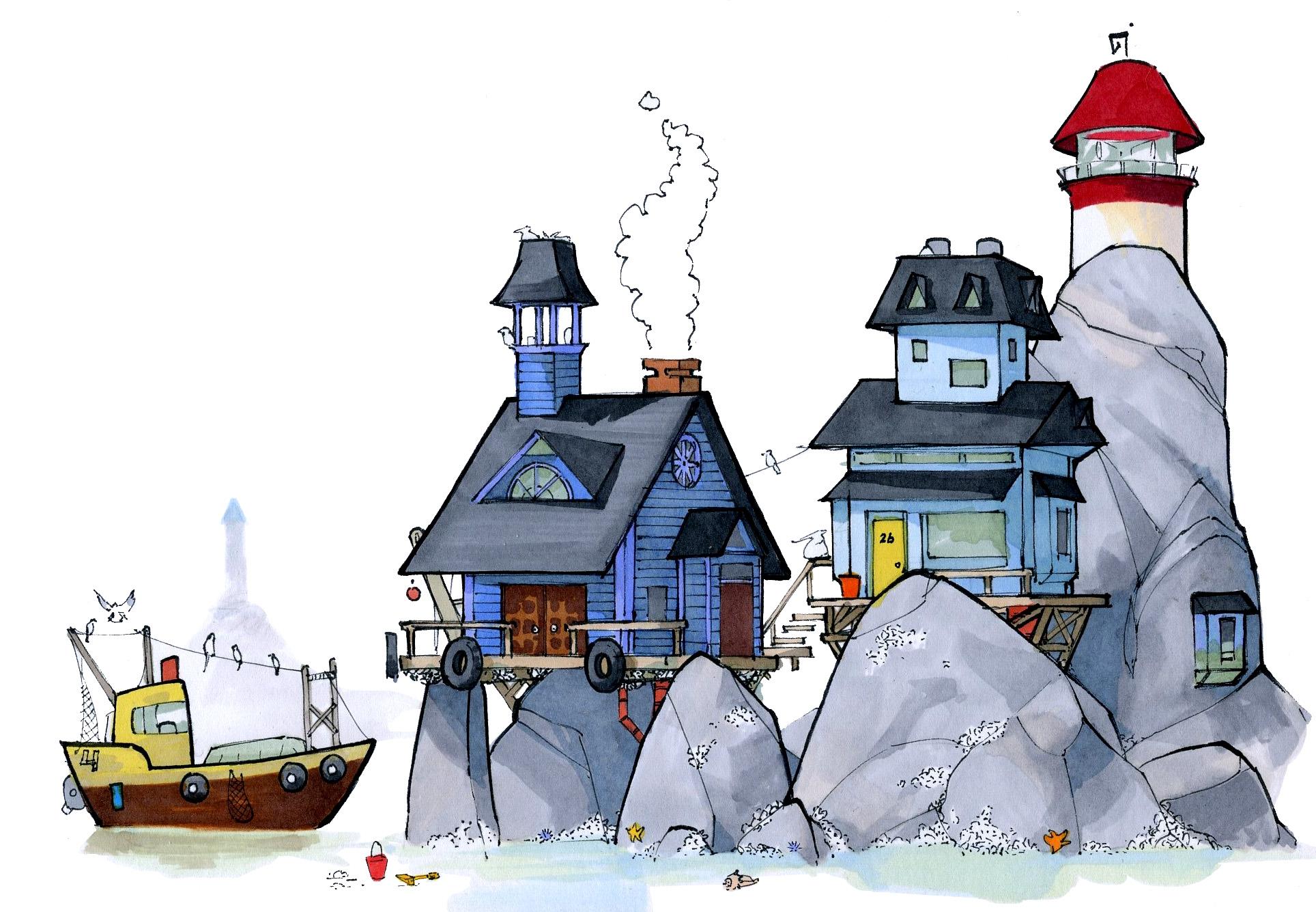 Random Cushing Tiny Houses 6