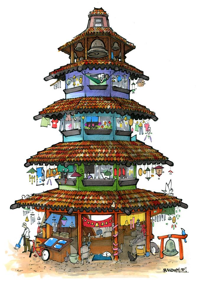 Random Cushing Tiny Houses 7