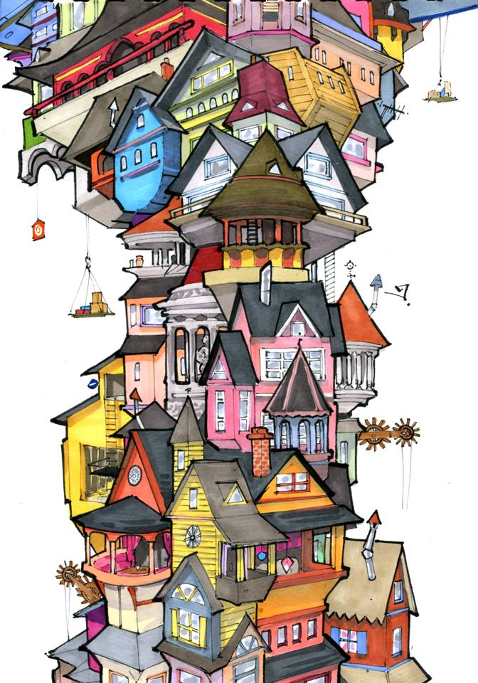 Random Cushing Tiny Houses 10