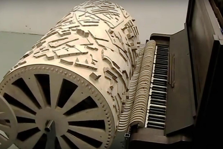 Eindhoven Pianola Akko Goldenbeld 1