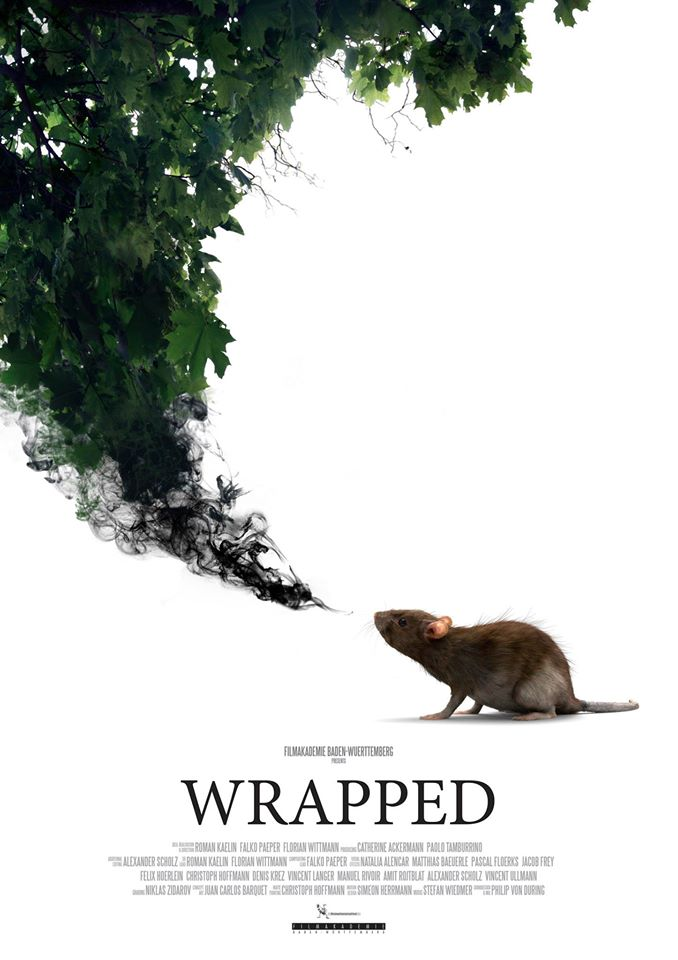 Wrapped Film Poster