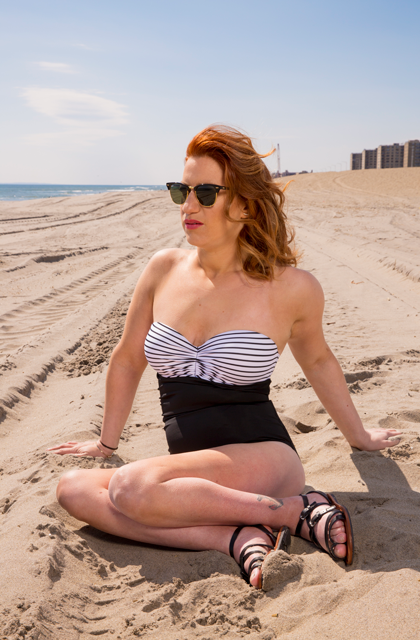 Differently Abled Beach Bodies Photo Series
