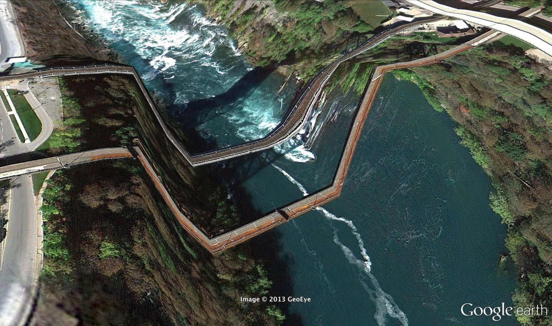 Google Earth Whirlpool
