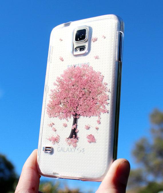 house of bling pressed flower phone case 11