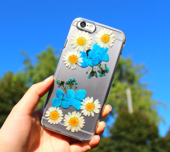 house of bling pressed flower phone case 12