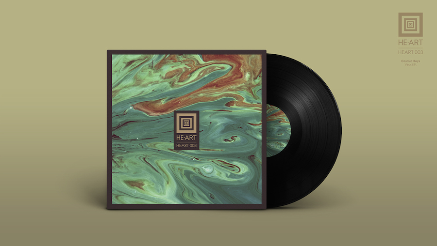 HE•ART Vinyl Cover Collection, by Marti Serra [DSORDER]