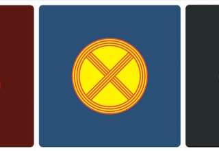 Animated Superhero Logos by Baboon