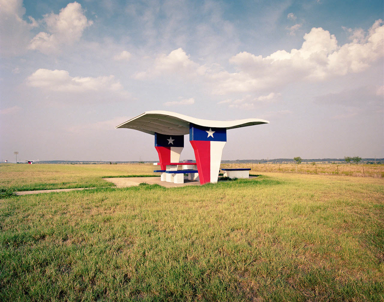 Texas Rest Stop