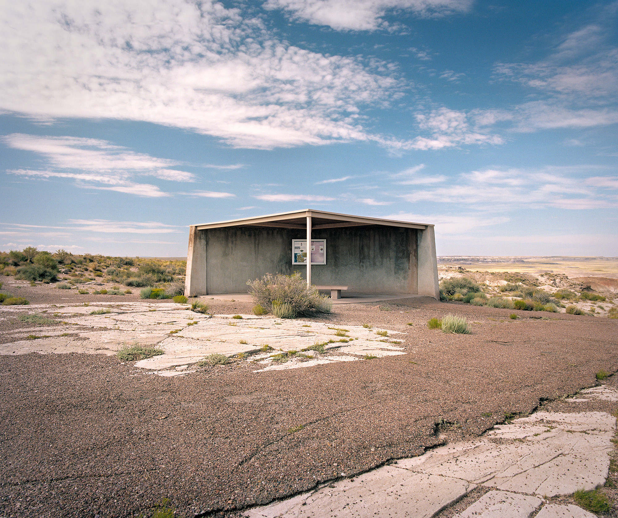 Petrified Forest Rest Stop