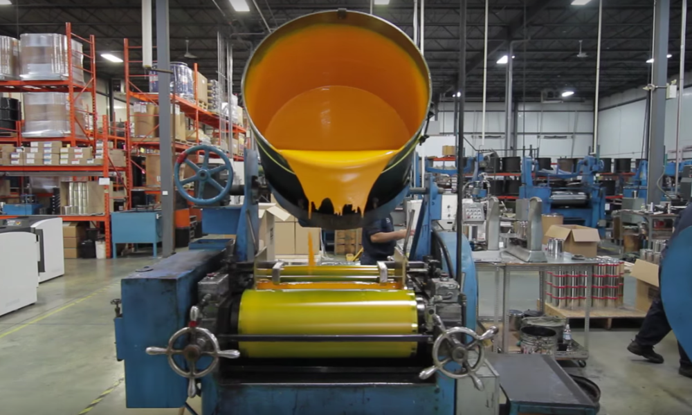 """""""How Ink is Made,"""" by The Printing Ink Company"""