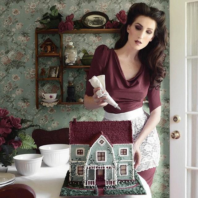 House Cake Deceptive Desserts