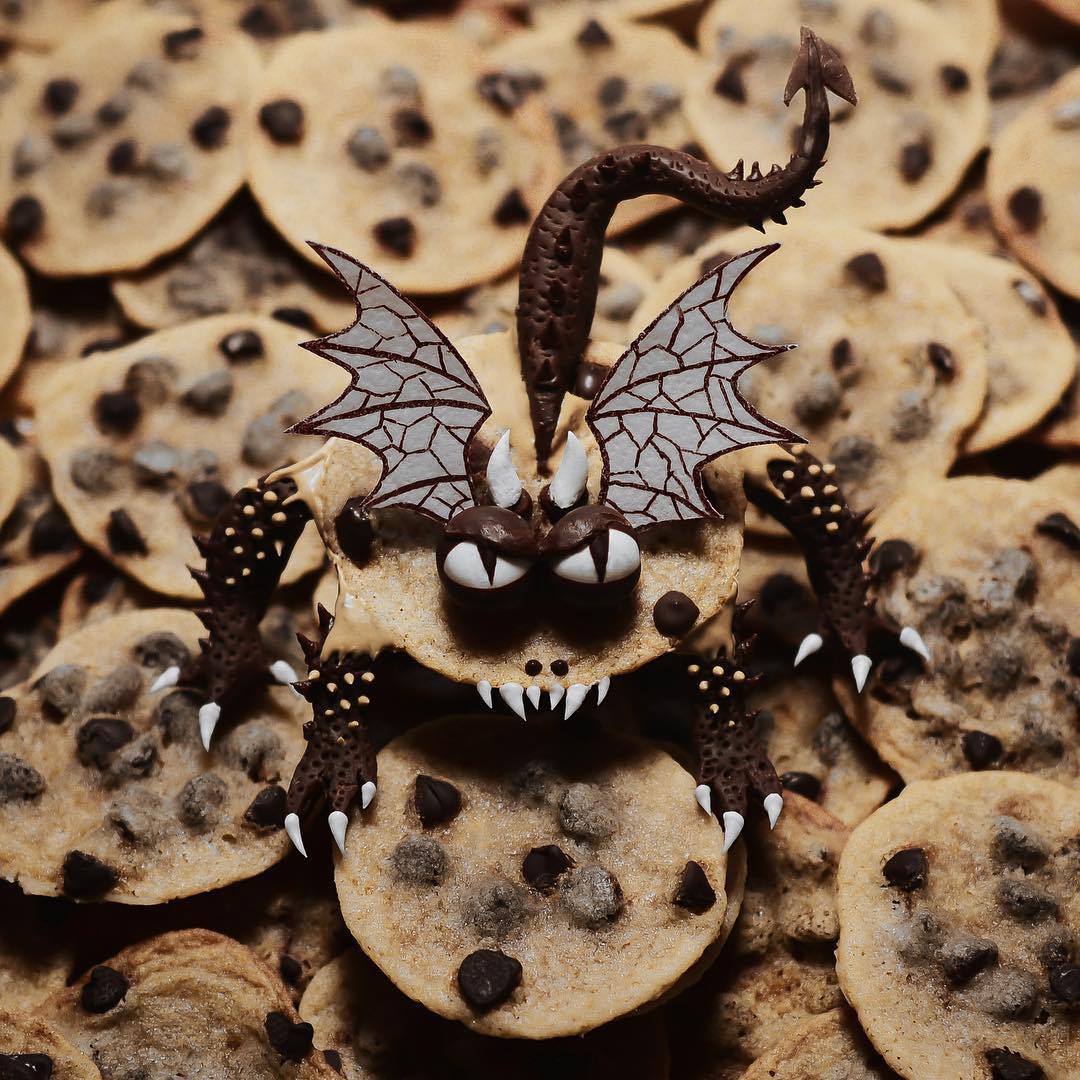 Cookies Deceptive Desserts