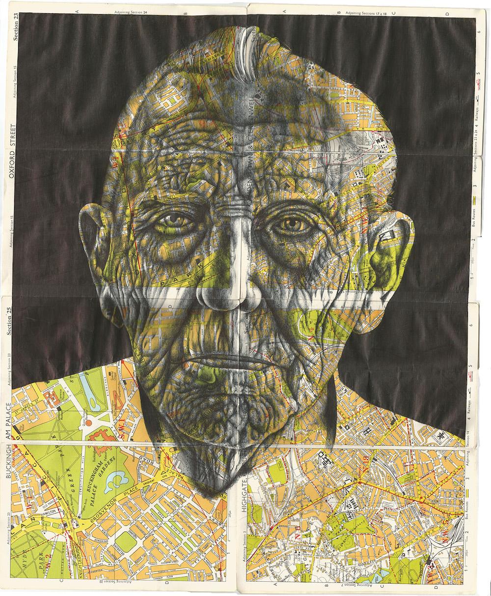 Map Portrait