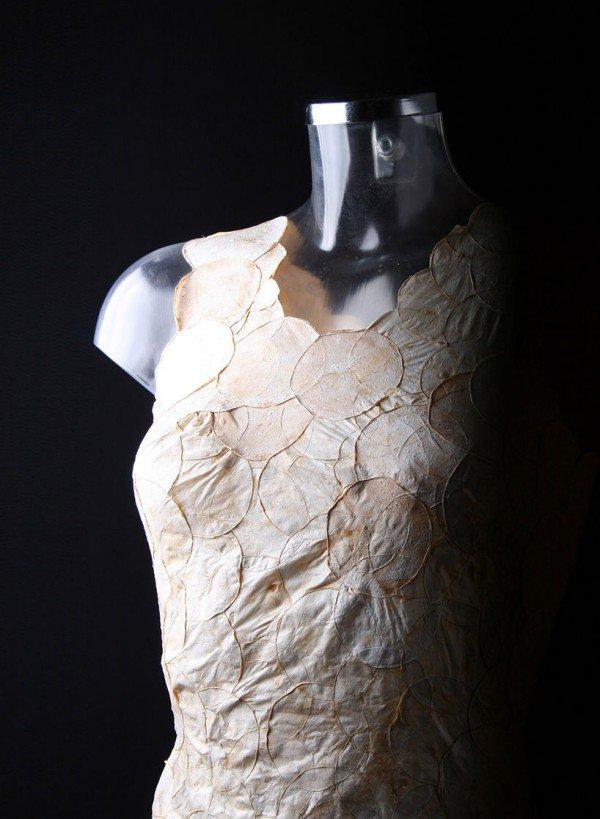 top of dress