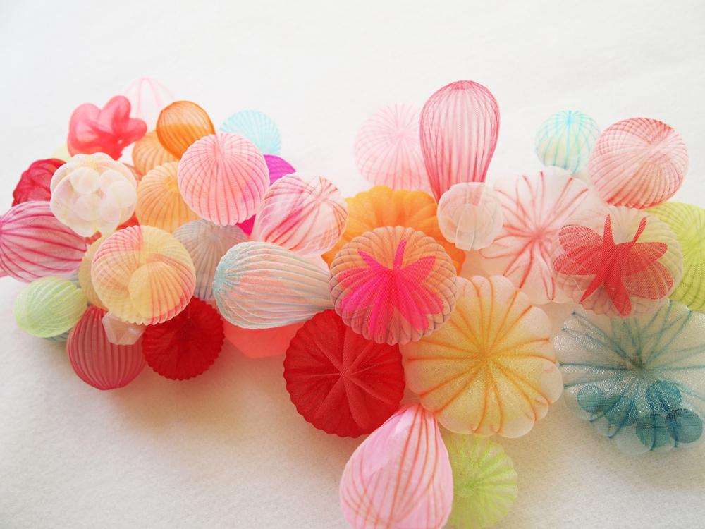 Color Orbs, by Mariko Kusumoto
