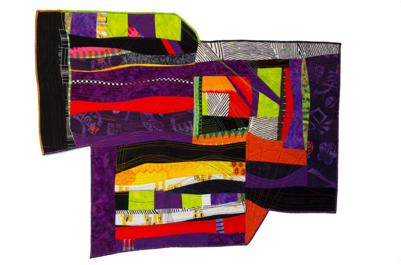 abstract quilting 6