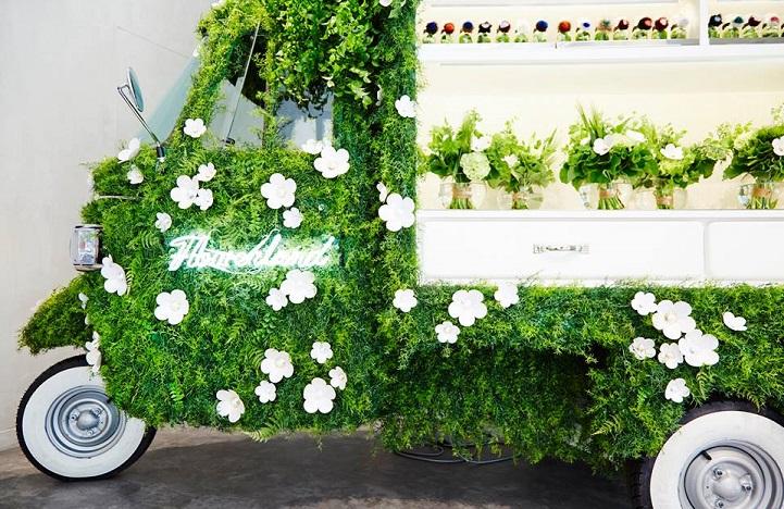 Fendi Flower Shop