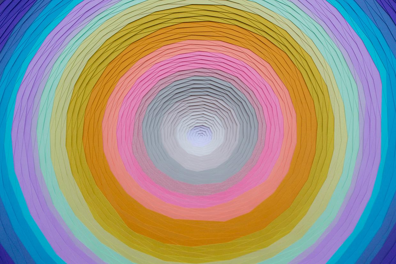 papercraft spiral