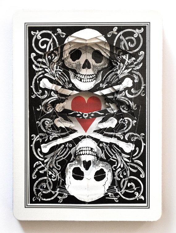 Skull deck