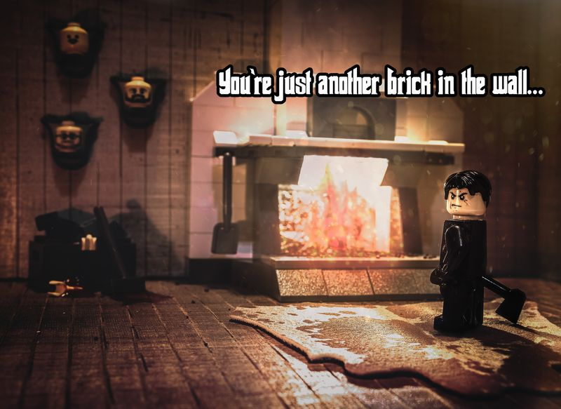 LEGO Serial Killer