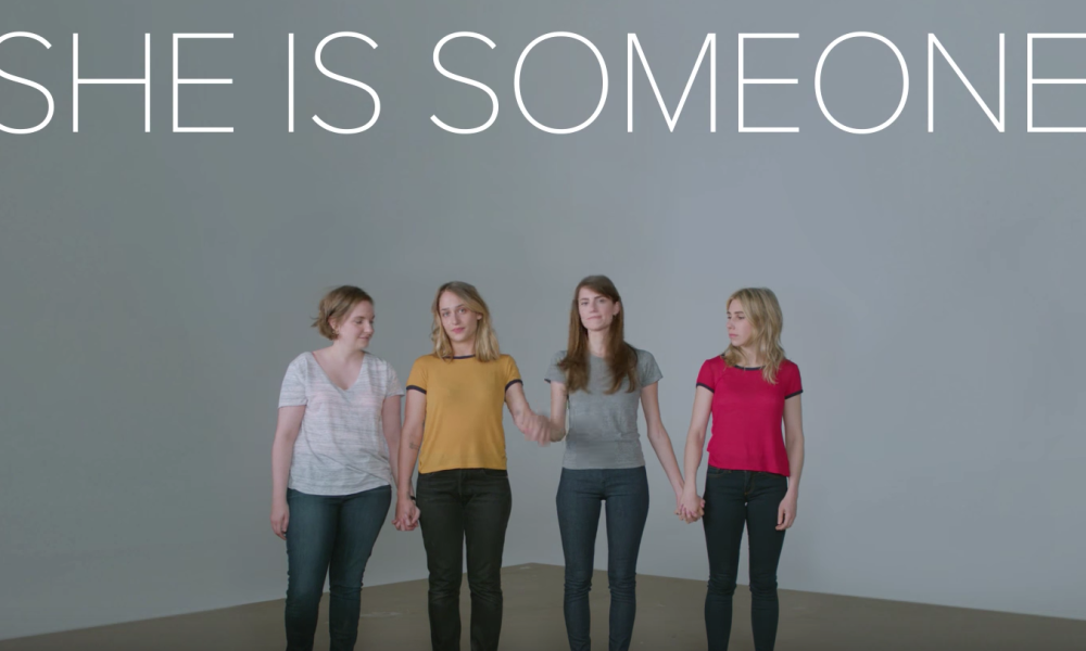 she is someone sexual assault psa