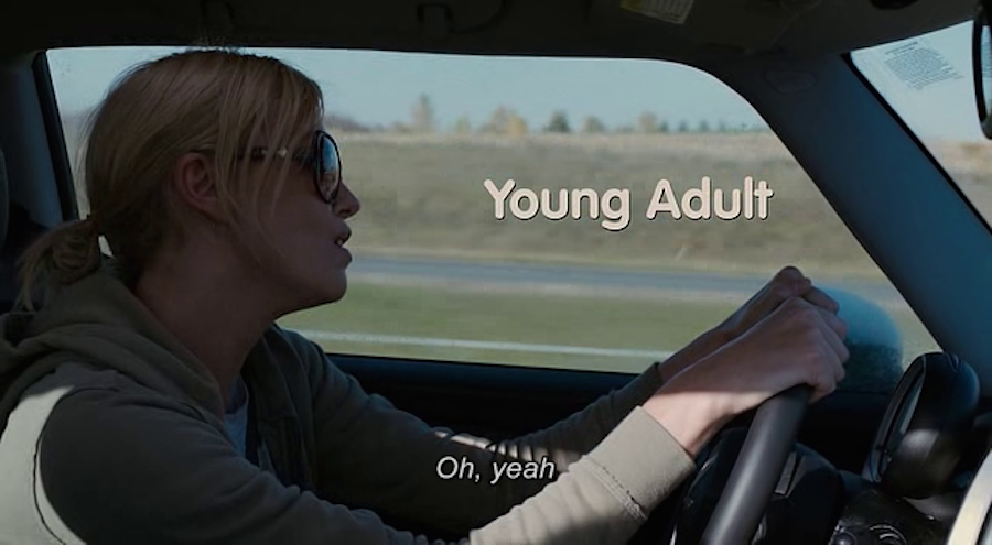 movie title design young adult