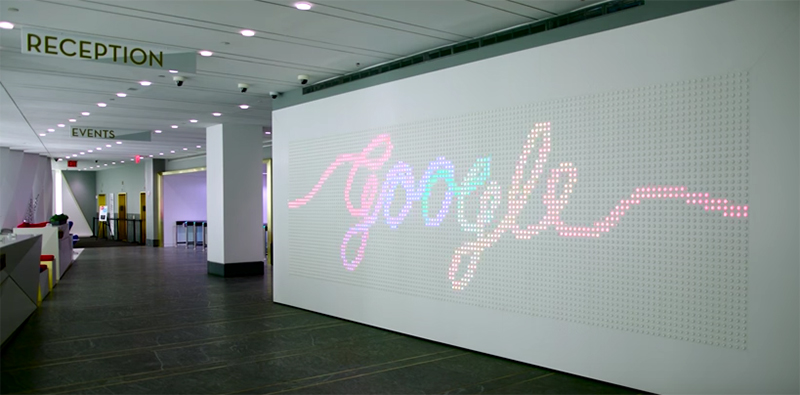 Look at this awesome interactive art from google