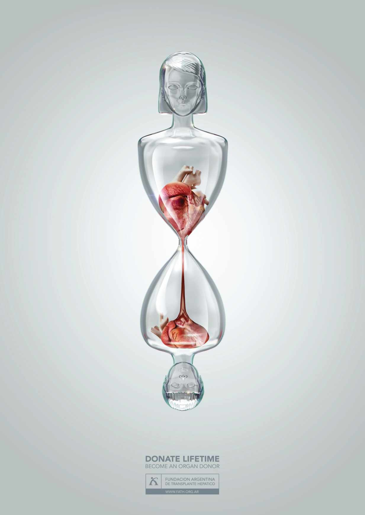 Organ Donor Ad, by DDB (Argentina)