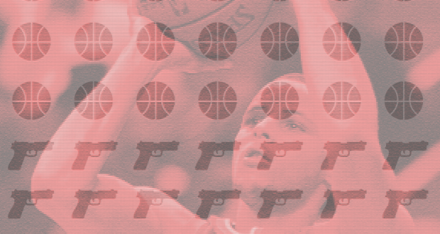 Suspected terrorists have an easier time buying a gun than Steph Curry does making a free throw, by Zachary Crockett