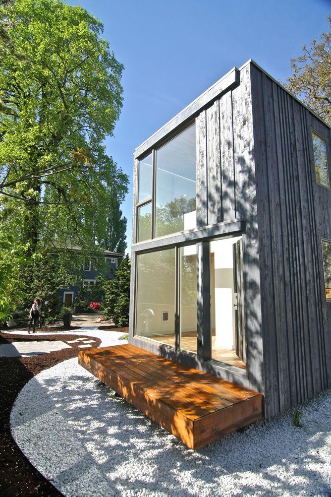 tiny house rotate