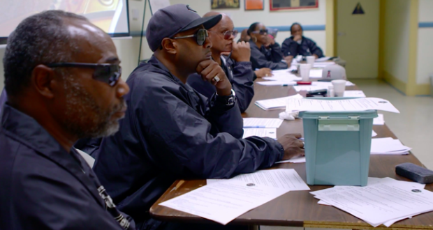 """License to Operate"" (documentary about former gangsters helping their communities), by L.A. agency Omelet"