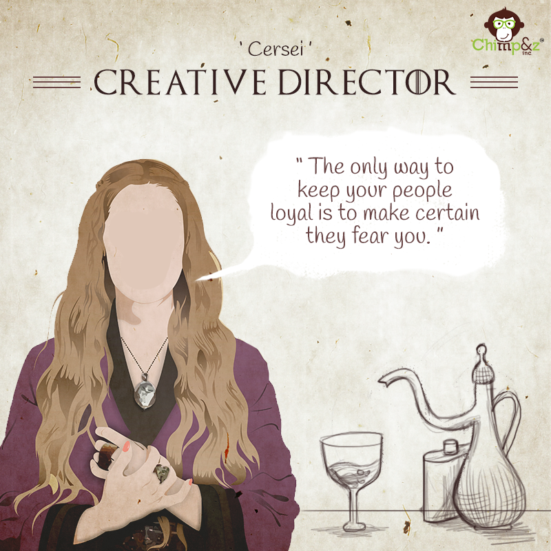 Cersei Lannister Agency