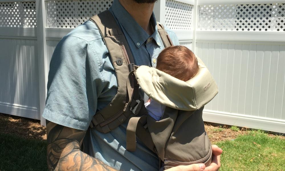 Stokke MyCarrier Baby Carrier